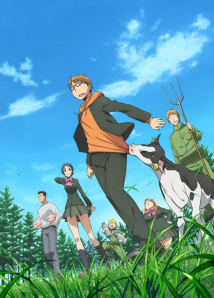 Gin no Saji - Silver Spoon Anime