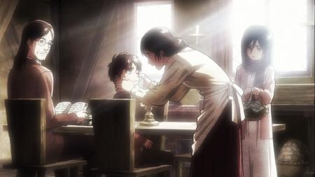 Shingeki no Kyojin family