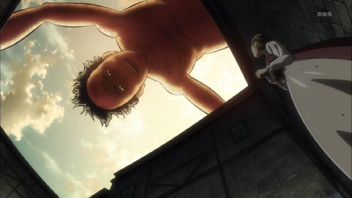 Shingeki no Kyojin – Chew on it Bro | manga weekend